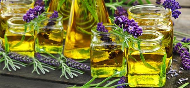 Lavendelöl zum Kochen