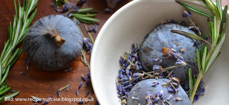 Lavendel Tartelettes