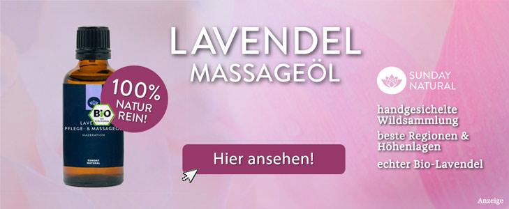 Lavendelöl Wirkung | Dr. Schweikart Positive Wirkung Lavendel Pflege