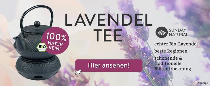Lavendelöl Im Vergleich Zu Lavendeltee | Dr. Schweikart Positive Wirkung Lavendel Pflege